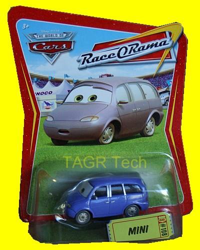 Mini - Race O Rama