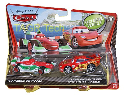 Cars 2 the story is about a racing car named lightning mcqueen