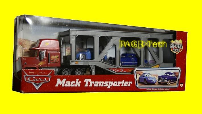 Mack Transporter - Supercharged