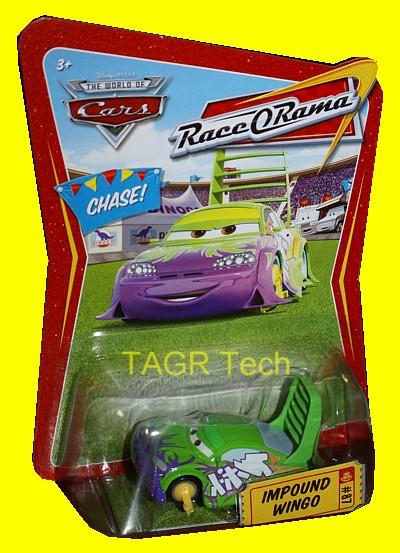 Impound Wingo Chase - Race O Rama